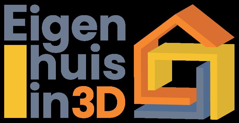 Eigen huis in 3D